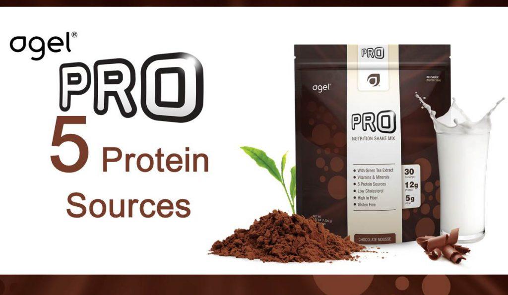 agel protein-five-5 sources  แหล่งโปรตีนเวย์เข้มข้น