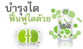 บำรุงไต Gel Plus-UMI